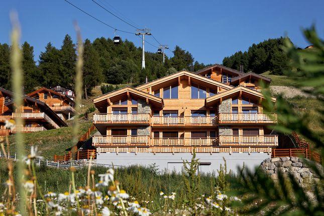 Thumbnail Duplex for sale in Route Des Hauts De Veysonnaz 2, 1993 Veysonnaz, Sion (District), Valais, Switzerland