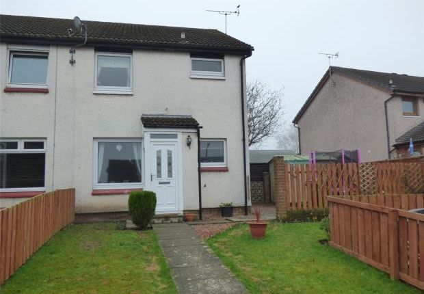 Thumbnail Semi-detached house for sale in Hazelfield Close, Dumfries, Dumfries And Galloway