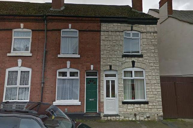 Thumbnail Terraced house to rent in Cope Street, Walsall