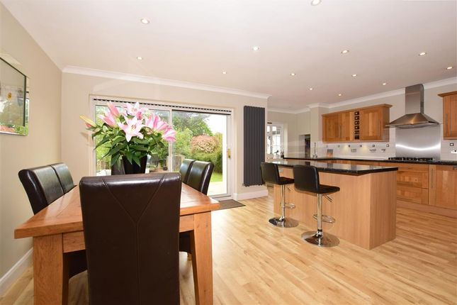 Thumbnail Semi-detached house for sale in Roundwood Way, Banstead, Surrey