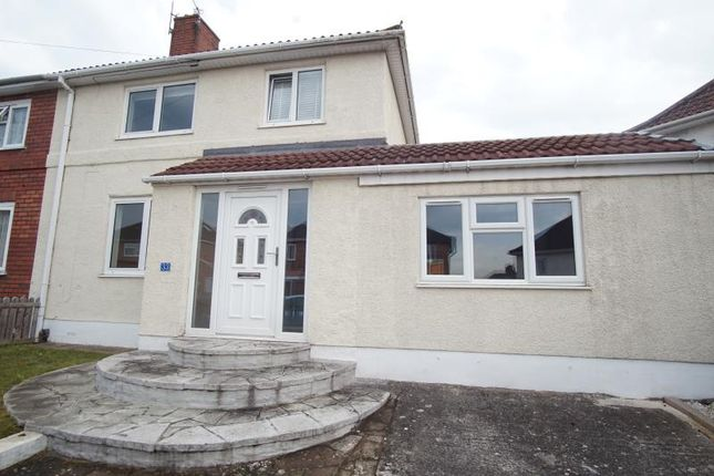 4 bed semi-detached house to rent in Kendal Road, Horfield, Bristol BS7