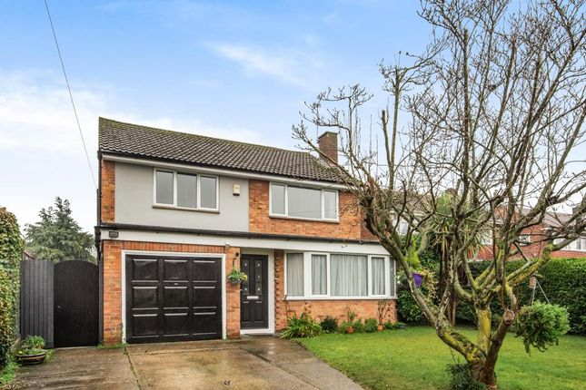 Thumbnail Detached house for sale in Taplow, Berkshire