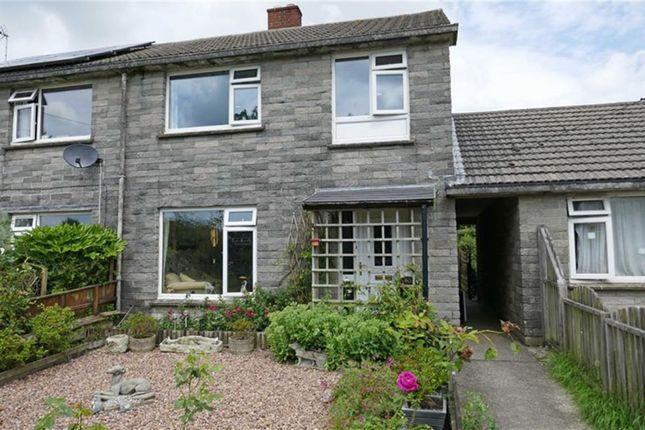Thumbnail Terraced house for sale in Newton St. Petrock, Holsworthy