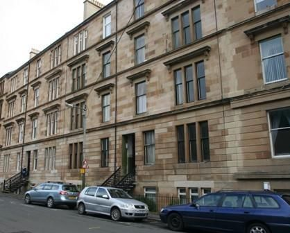 Thumbnail Flat to rent in Otago Street, Woodlands, Glasgow