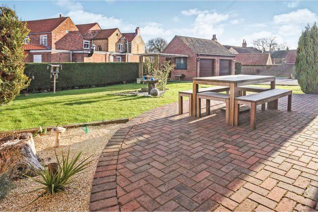 Front Garden of Grange Lane, Ingham LN1