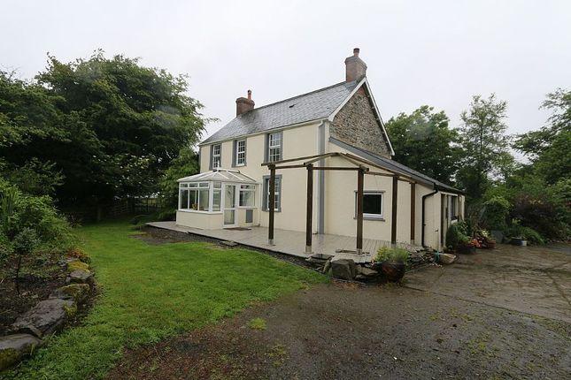 Thumbnail Equestrian property for sale in Lledrod, Aberystwyth, Ceredigion