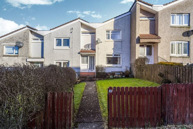 Thumbnail Terraced house for sale in Sheldrake Place, Johnstone