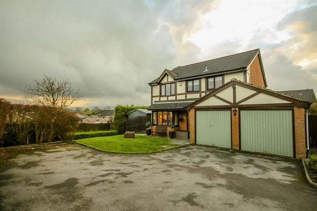 4 bed detached house for sale in Wythburn Close, Burnley BB12