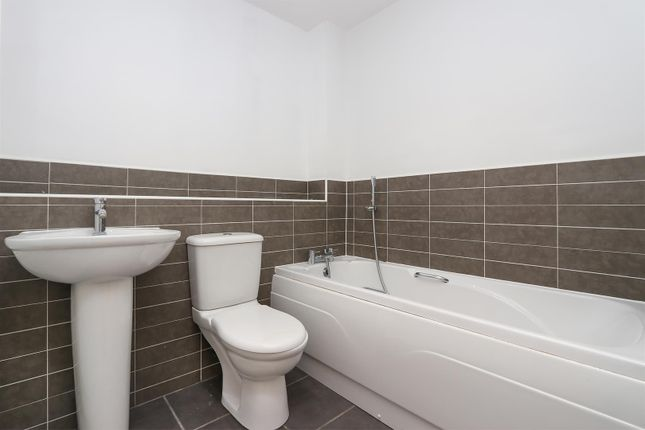 Bathroom of Princeton House, Old Pheasant Court, Brookside, Chesterfield S40