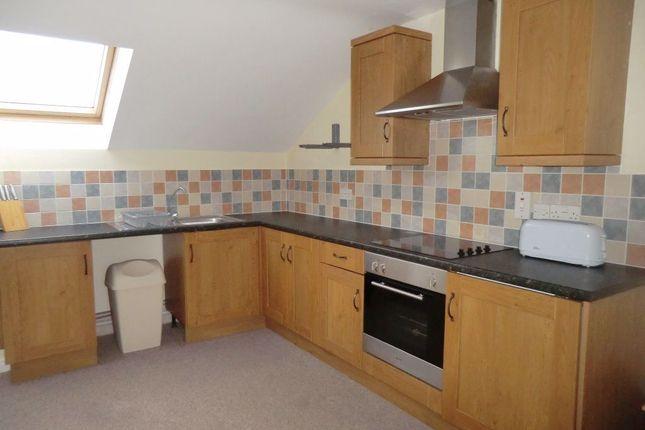 Thumbnail Flat to rent in Co Op Lane, Pembroke Dock, Pembrokeshire
