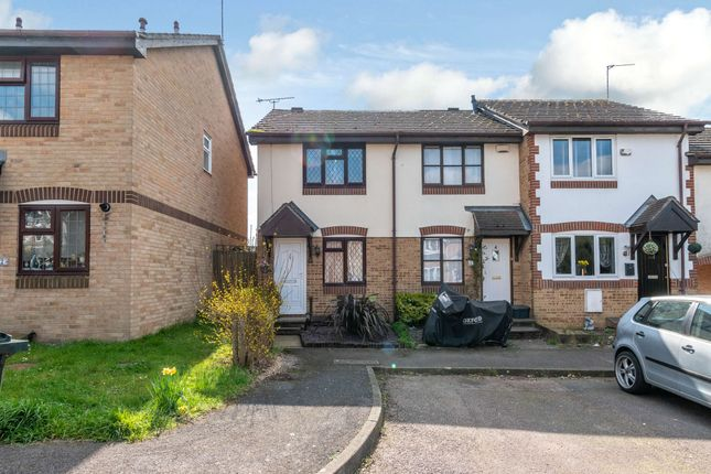 Thumbnail End terrace house for sale in Eton Way, Dartford