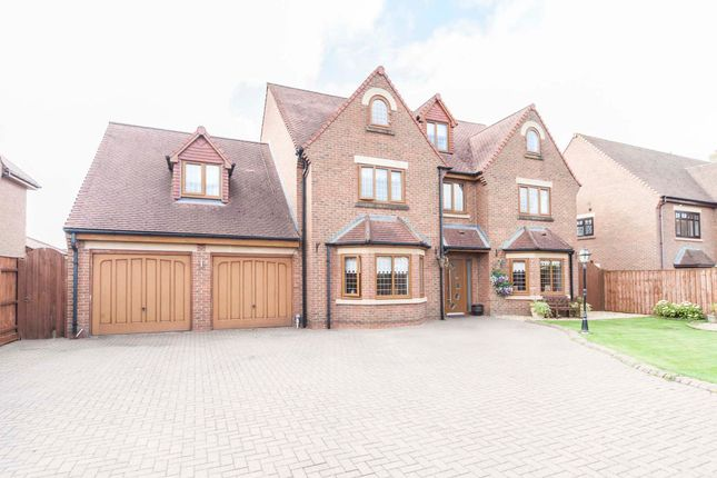 Thumbnail Detached house for sale in Worset Lane, Hartlepool