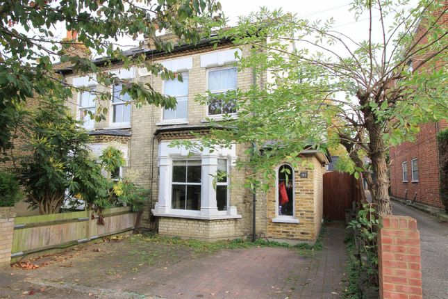 Thumbnail Semi-detached house for sale in Roxborough Road, Harrow-On-The-Hill, Harrow