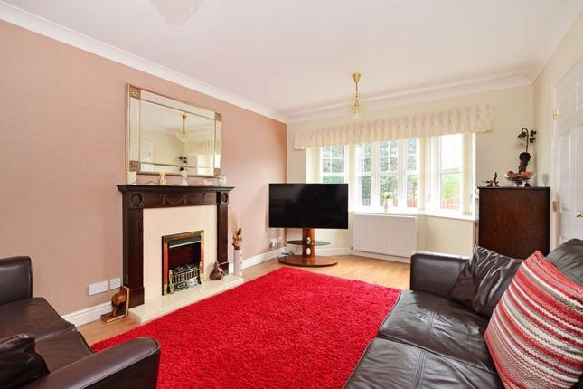 Living Room of Toll House Mead, Mosborough, Sheffield S20