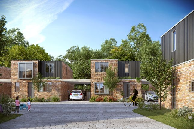 Thumbnail Link-detached house for sale in Plot 1, Swifts Close, Dry Drayton