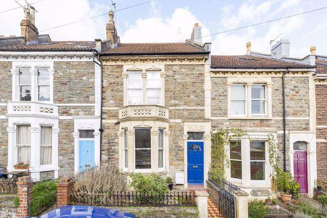 Thumbnail Terraced house for sale in Raglan Road, Bishopston, Bristol