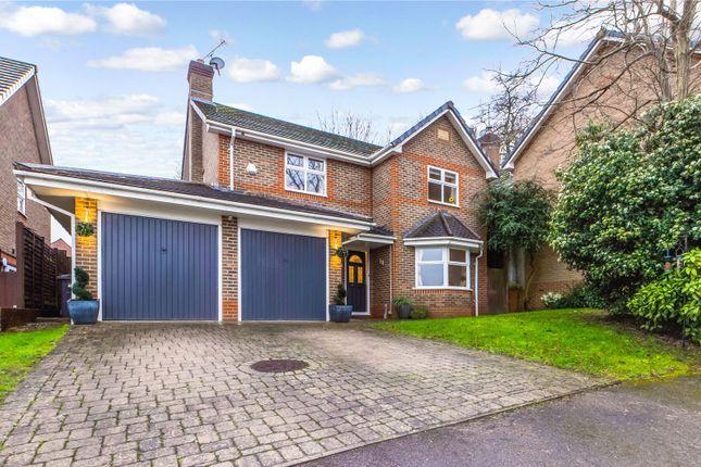 Thumbnail Detached house for sale in Roebuck Rise, Tilehurst, Reading, Berkshire