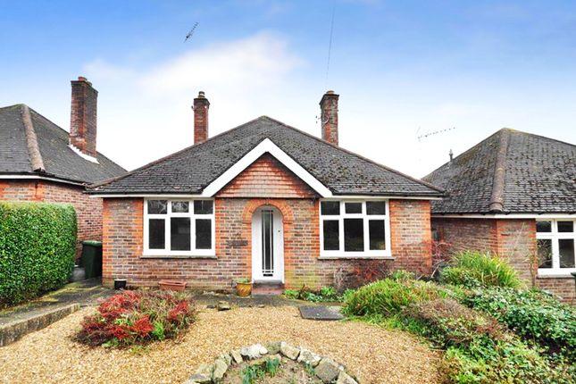 Thumbnail Detached bungalow for sale in Horsham, West Sussex