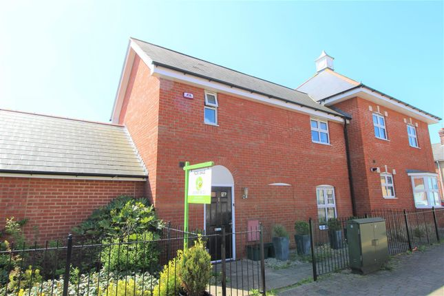 Thumbnail Detached house for sale in Lenz Close, Colchester