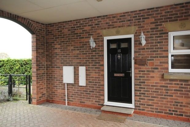 Thumbnail Property to rent in Lakeside, Acaster Malbis, York