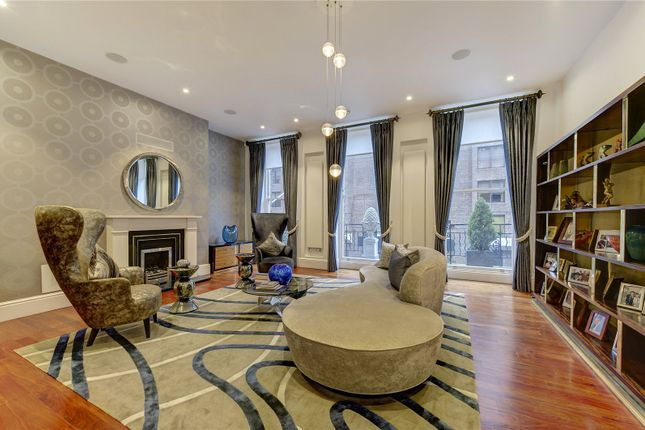 Thumbnail Terraced house for sale in Nottingham Place, Marylebone