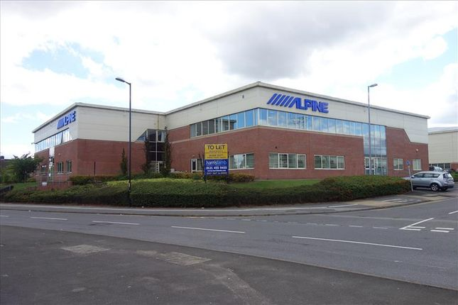 Thumbnail Office to let in Alpine House, Fletchamstead Highway, Earlplace Business Park, Coventry, West Midlands