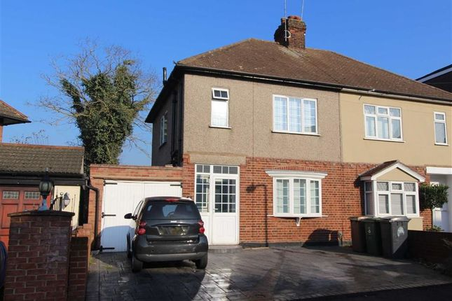 Thumbnail Semi-detached house to rent in Amesbury Drive, London