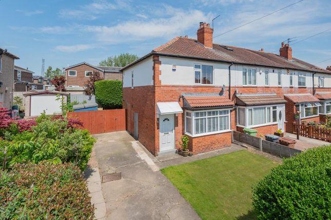 Thumbnail Terraced house for sale in Henconner Crescent, Chapel Allerton, Leeds