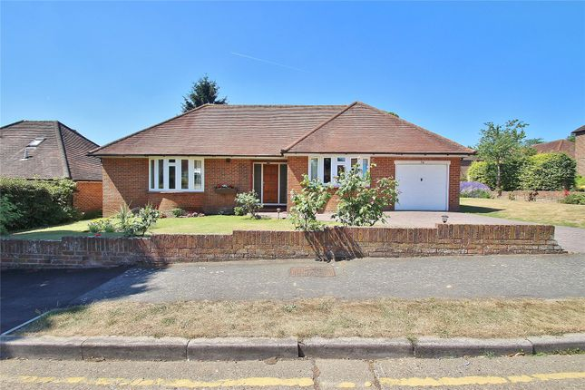 Thumbnail Detached bungalow for sale in Horsell, Surrey