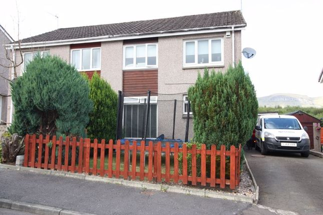 Thumbnail Semi-detached house for sale in Claremont, Alloa