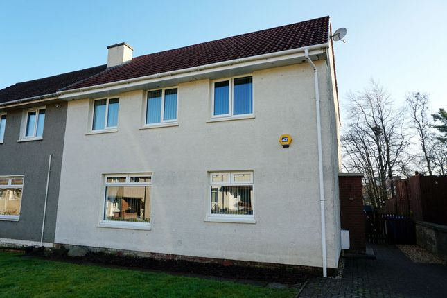 Front Aspects of Kelso Drive, East Mains, East Kilbride G74