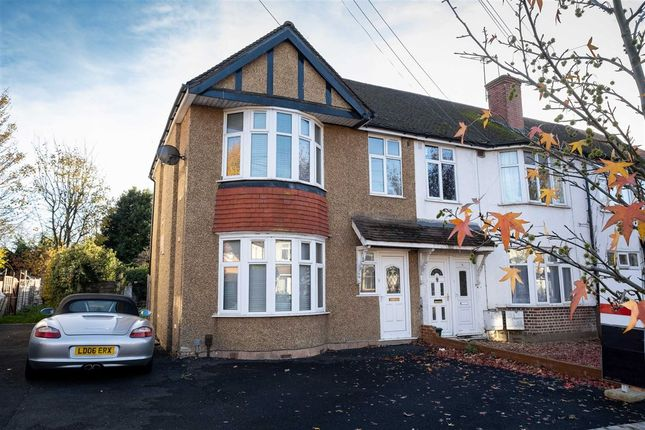 Thumbnail Semi-detached house to rent in Drayton Gardens, West Drayton, Middlesex