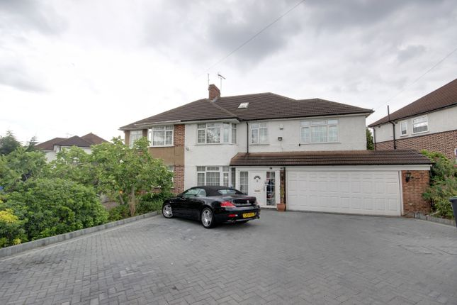 Thumbnail Semi-detached house for sale in Cadogan Gardens, Grange Park