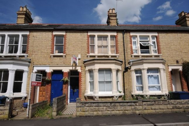 Thumbnail Terraced house to rent in Regent Street, Oxford