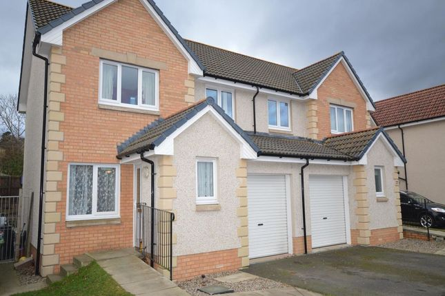 3 bedroom semi-detached house for sale in Morning Field Drive, Culduthel, Inverness