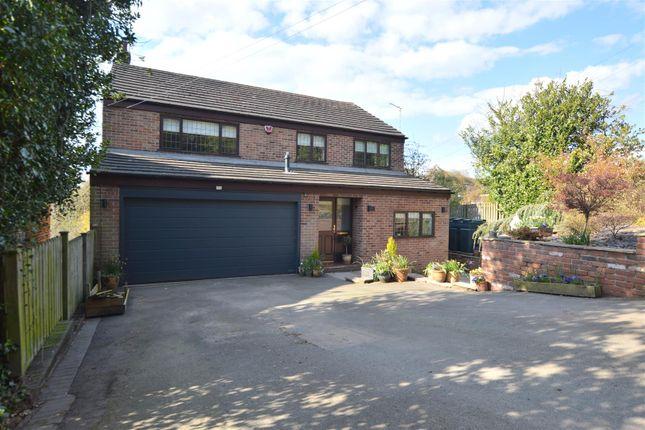 4 bed detached house for sale in Burland Green Lane, Weston Underwood, Derbyshire DE6