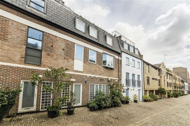 Thumbnail Terraced house for sale in Brownlow Mews, London