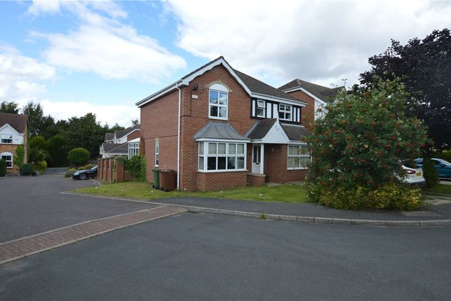 Thumbnail Detached house for sale in Greenside Court, New Crofton, Wakefield, West Yorkshire