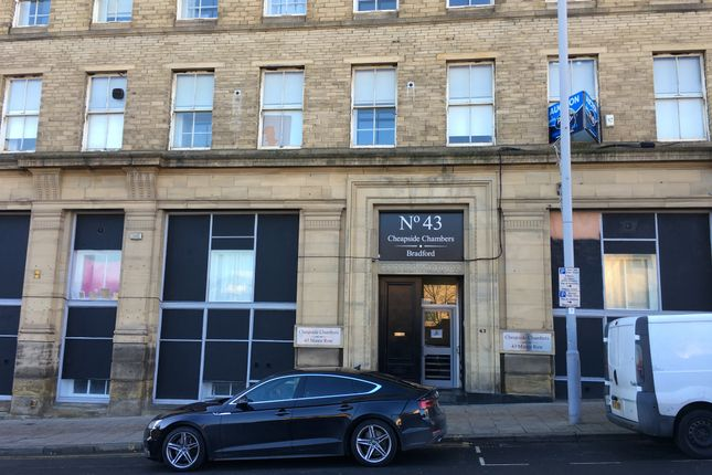 Thumbnail Flat to rent in Cheapside, Bradford