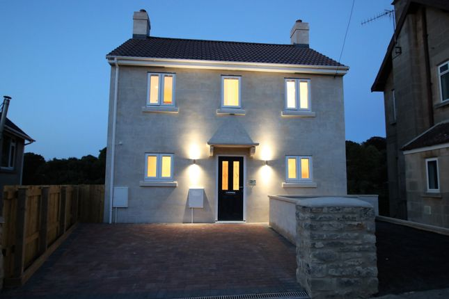 Thumbnail Detached house for sale in Wellsway, Bath