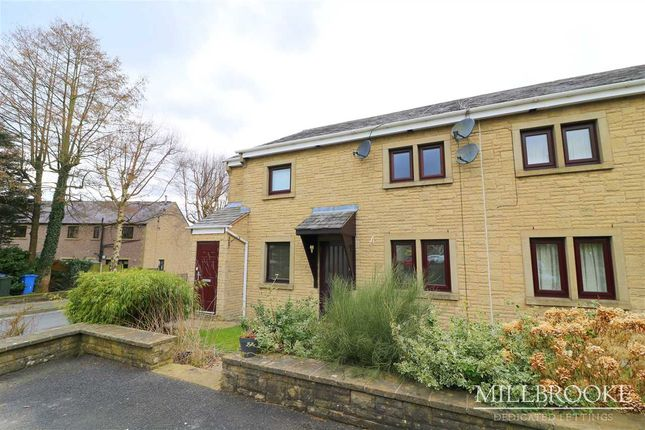 Thumbnail Flat to rent in Manorfields, Whalley