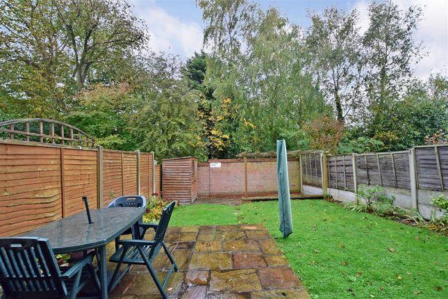 Rear Garden of Strand Close, Meopham, Kent DA13