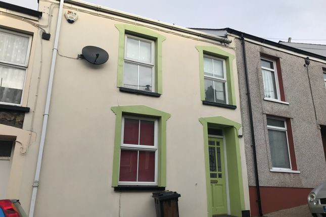Thumbnail Terraced house to rent in Russell Street, Merthyr Tydfil