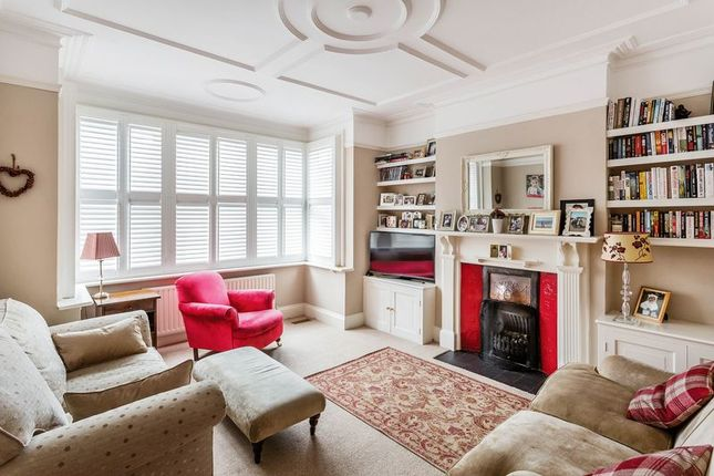 Thumbnail Semi-detached house for sale in Purley Oaks Road, Sanderstead, South Croydon