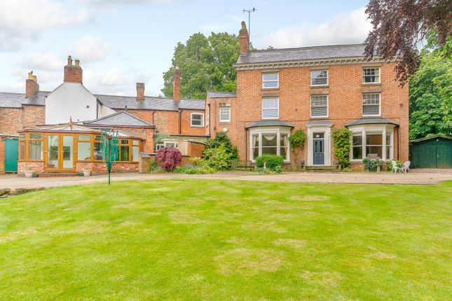 Thumbnail Detached house for sale in Copper Beech Church Road, Kibworth Harcourt