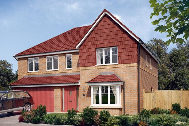 "Thumbnail Detached house for sale in ""The Kirkham"" at Walker Drive, Stamford Bridge, York"