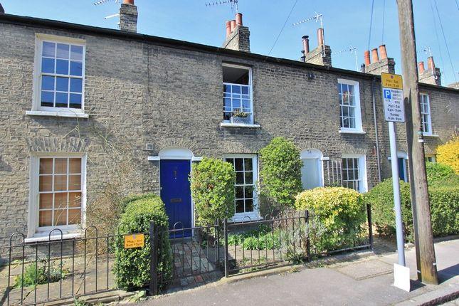 Thumbnail Terraced house for sale in Eden Street, Cambridge