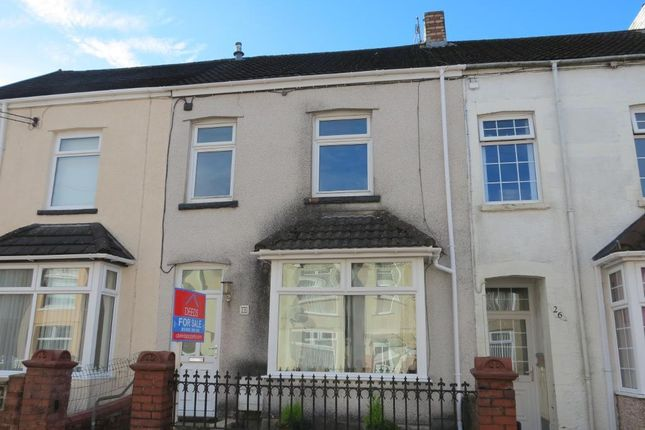 Thumbnail Terraced house for sale in Tothill Street, Ebbw Vale, Blaenau Gwent