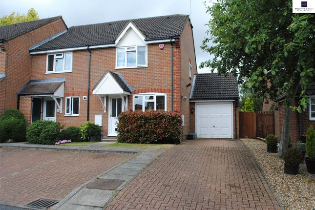 Thumbnail End terrace house to rent in Magnolia Avenue, Abbots Langley