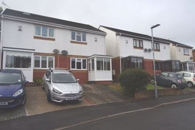 Thumbnail Property to rent in Hardy Close, Barry